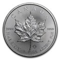 Kanada 5$ Maple Leaf 1 OZ Ag.999 2018
