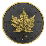 Kanada 5$ Maple Leaf 1 OZ Ag.999 2019 GR