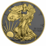 USA 1$ Eagle liberty 1 OZ Ag.999 2019 GR