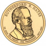 USA 1 $ Rutherford B. Hayes 2011 nr 19
