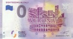 UE 0 euro Sightseeing in Italy 2019.1
