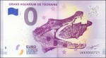 0 euro Grand Aquarium de Touraine 2018.1