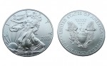 USA 1$ Eagle liberty 1 OZ Ag.999 2013