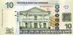Surinam 10 $ Willa/ rzeka 2012 P-163b