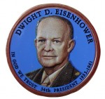 USA 1 $ Dwight D. Eisenhower 2015 nr 34  kolor x 1