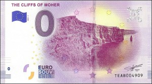 0 euro The Cliffs of Moher 2019.1