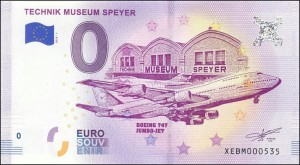 0 euro  Technik Museum Speyer 2018.1