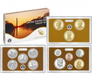 USA full proof set x 13 monet 2016